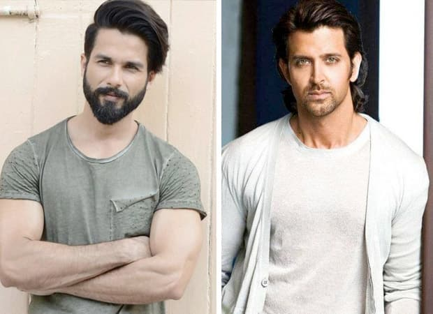 Has Shahid Kapoor Stepped Into Hrithik Roshan's Shoes For
