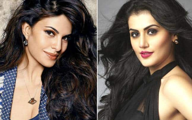All Is Not Well Between Taapsee Pannu and Jacqueline Fernandez?