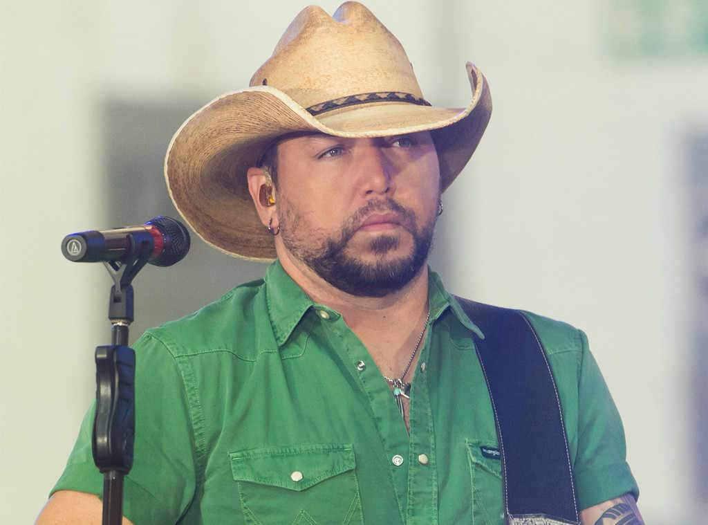 Time To Come Together And Stop The Hate: Jason Aldean
