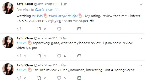 Twitter Has Seen Shah Rukh Khan And Anushka Sharma's Jab Harry Met Sejal And Here's Their Verdict!