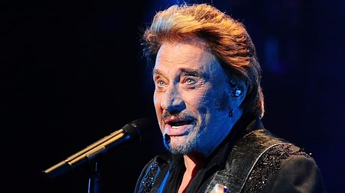France's King Of Rock, Johnny Hallyday Passes Away At The Age Of 74!