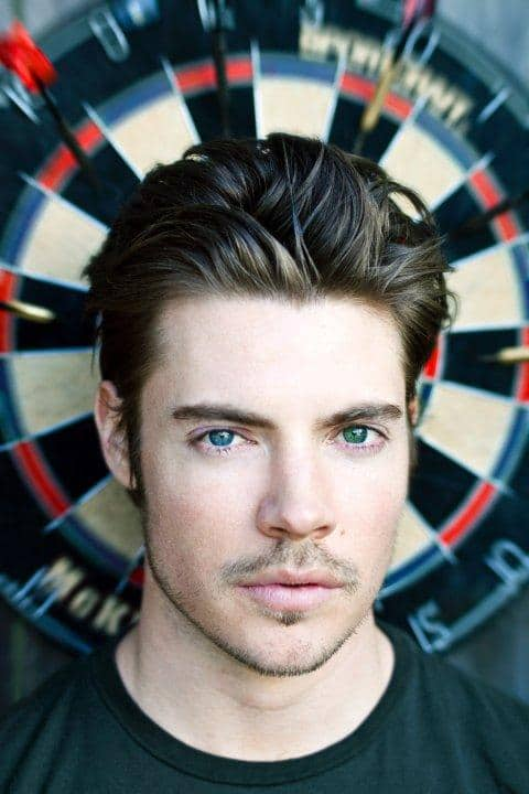 I'm A Relationship Guy, And I Like Being In Them: Josh Henderson