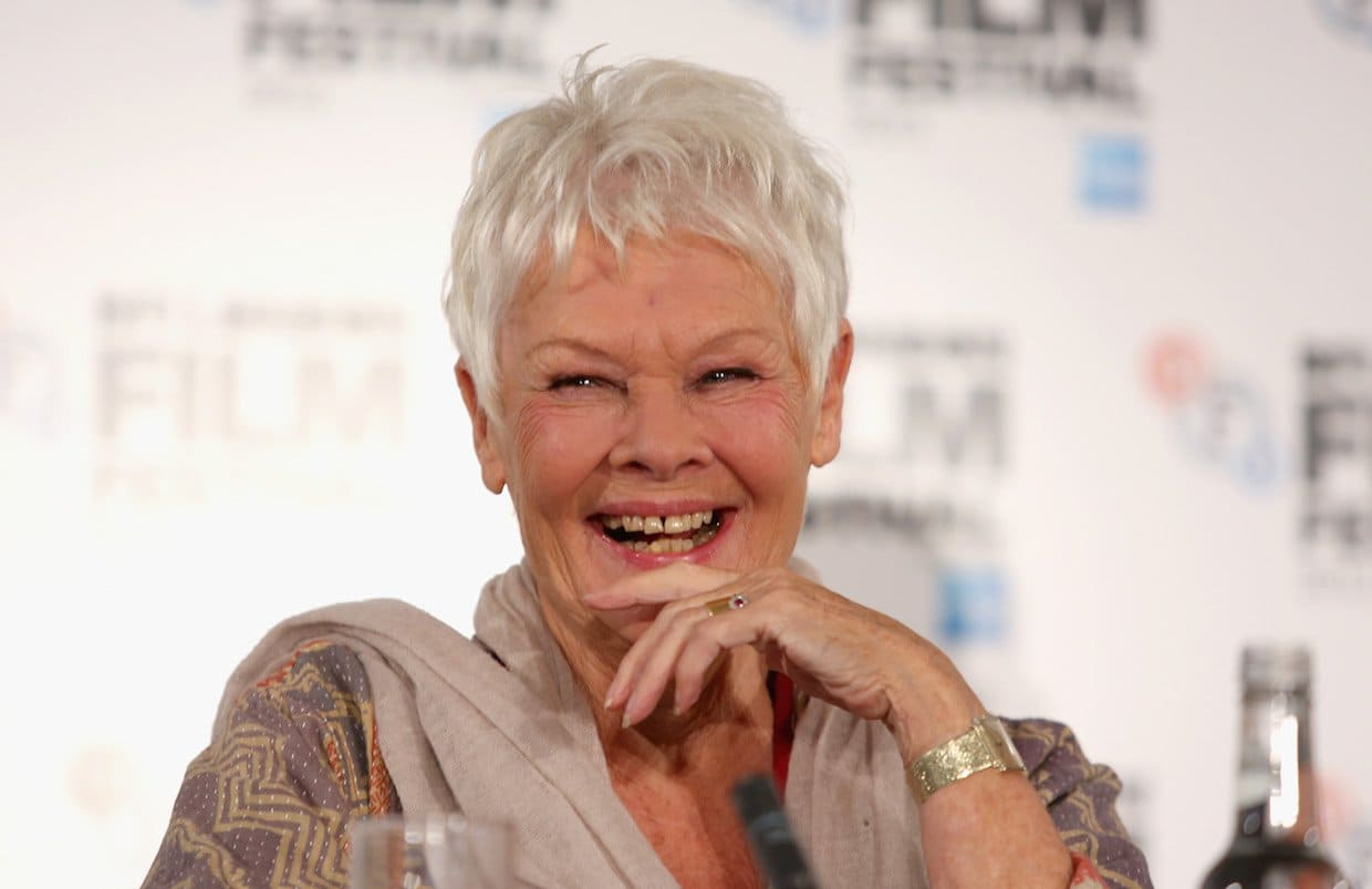 Legendary Judy Dench to be Honoured with Kirk Douglas Award for Excellence