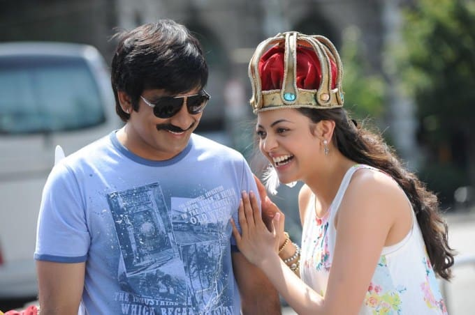 Kajal Aggarwal and Ravi Teja Will Be Seen Together Again