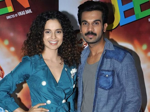 Rajkumar's Witty Reply on Whether He Will be Seen in Cameo in Kangana's Simran Has Impressed Us
