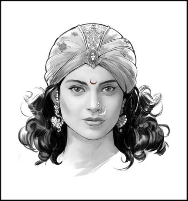 Kangana Ranaut Will Unveil 20 Feet Poster Of Manikarnika-The Queen of Jhansi!