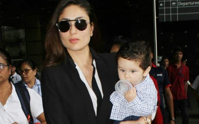 Is Taimur Ali Khan  A Part Of Kareena Kapoor Khan's 'Veere De Wedding'? Rhea Kapoor Reveals!