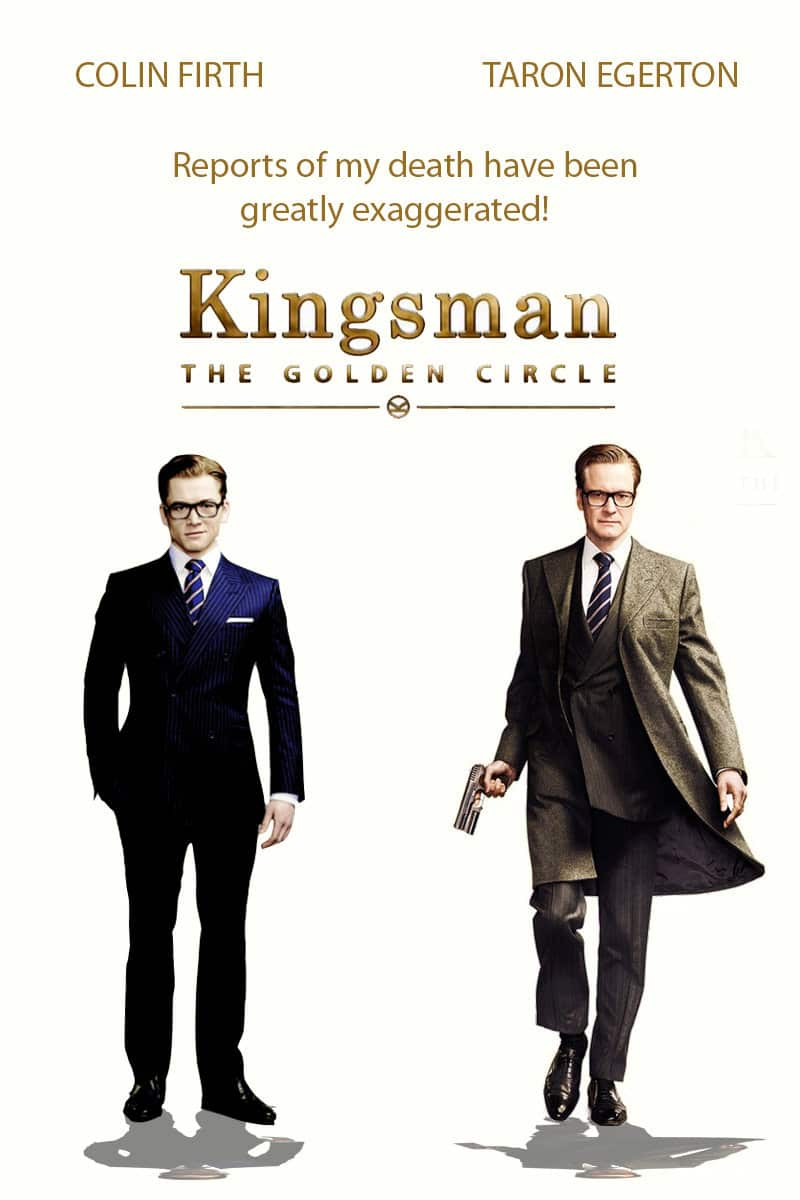 Kingsman 3 To Be Filmed In Asia?