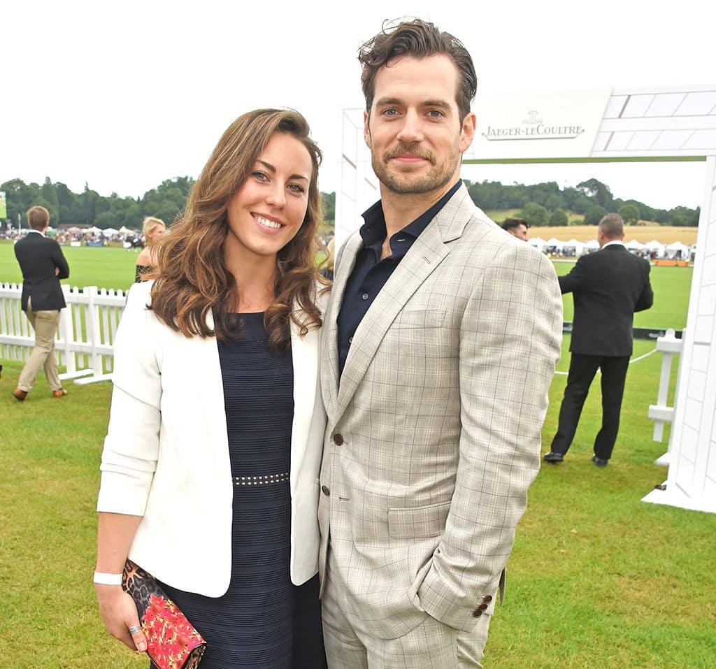 Henry Cavill Dined With His Real Life Wonder Woman?