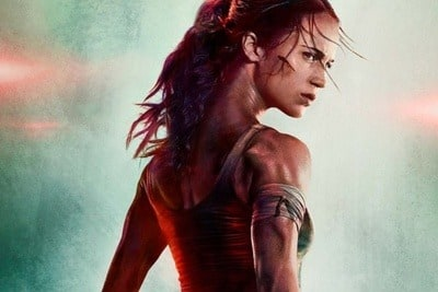 First Looks Of Actress Alicia Vikander In 'Tomb Raider' Revealed