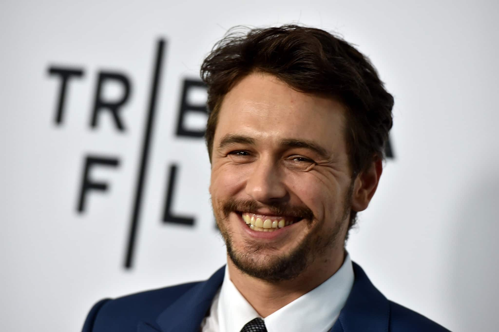 James Franco Opens Up About Troubles In His Youth