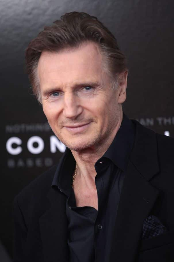 I'm Going To Be Doing Action Movies Until They Bury Me In The Ground: Liam Neeson