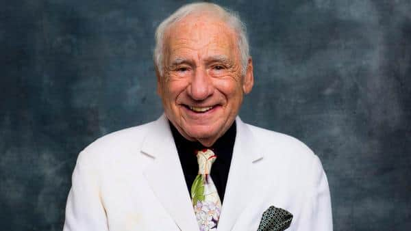 Mel Brooks: Comedy Has To Walk A Thin Line, Take Risks