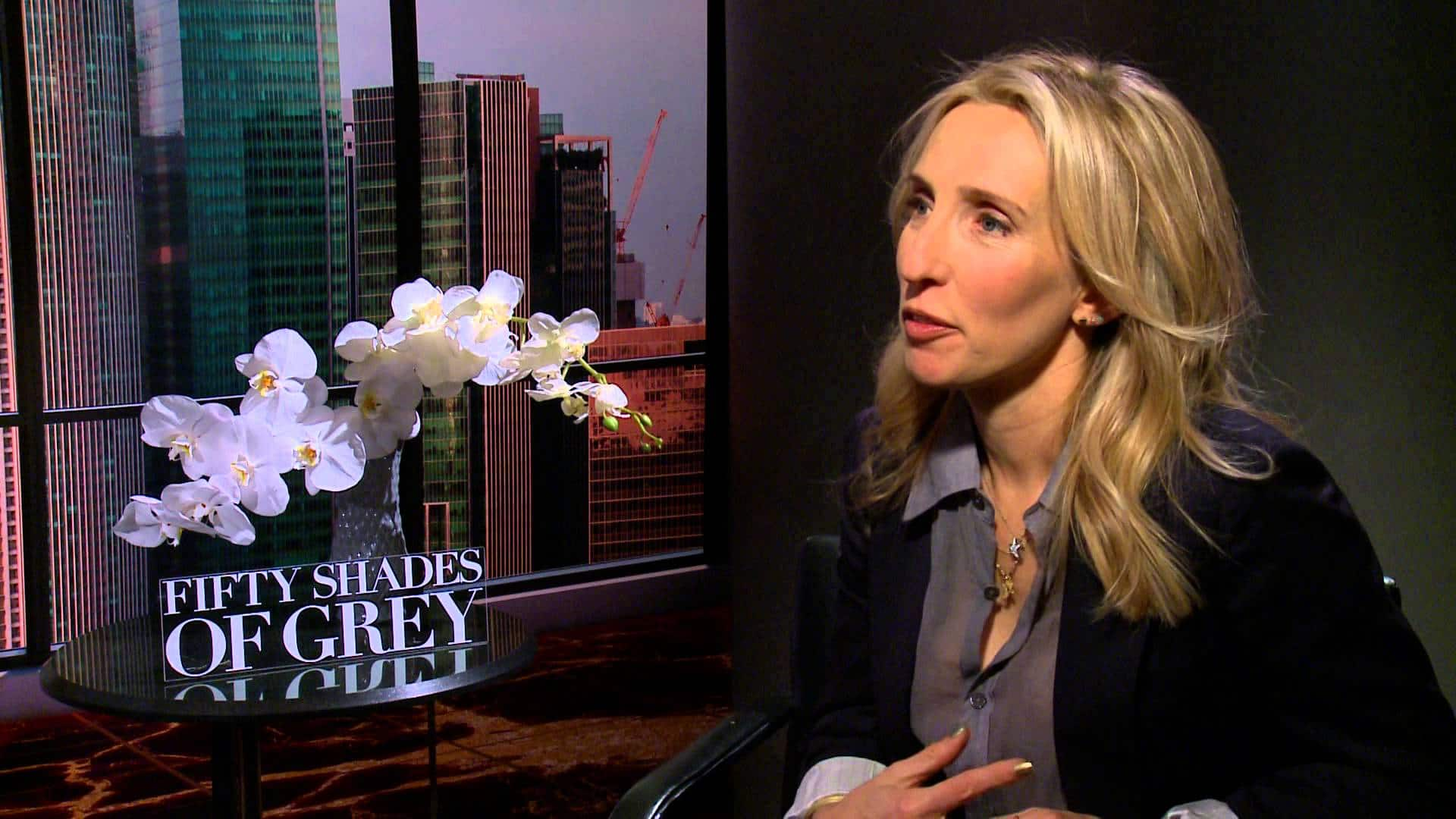 Fifty Shades Of Grey Director Sam Taylor Talks About Her Marriage