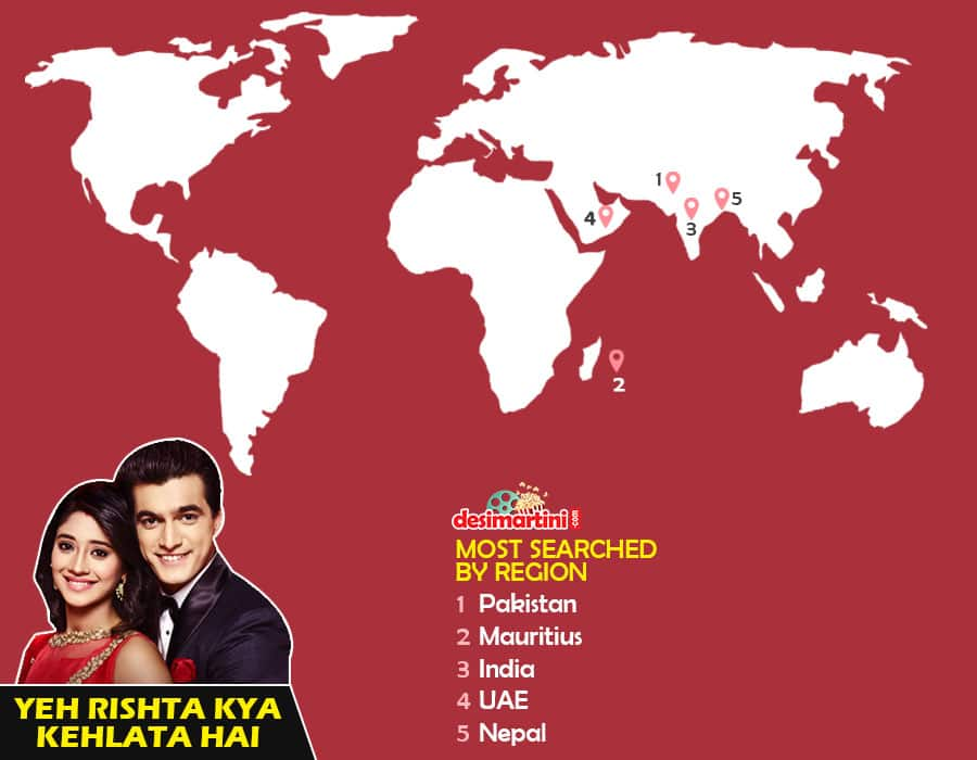 8 Popular TV Serials And The Countries That Search Them The Most On Google!