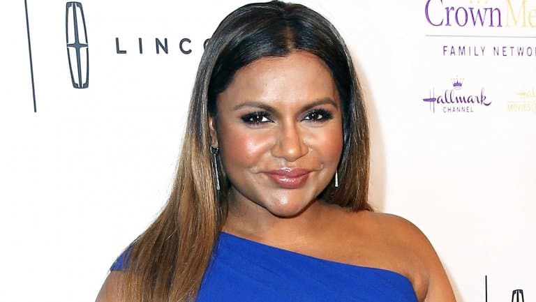 Mindy Kaling Thinks She Will Be A Dorky Mom