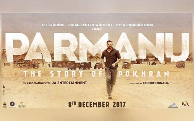 'Parmanu The Story of Pokhran' new poster released!