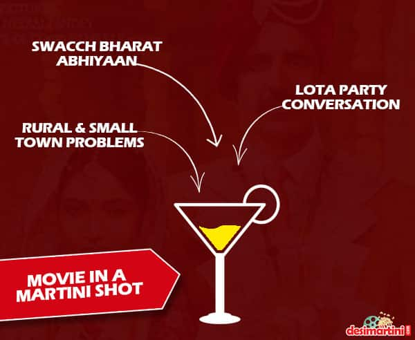 Wondering If 'Toilet: Ek Prem Katha' Will Float Or Sink At The Box Office? This Pictorial Review Will Tell You!