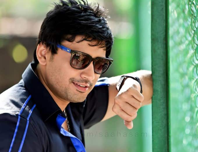 Prashanth's Upcoming Film Is Titled 'Johny'