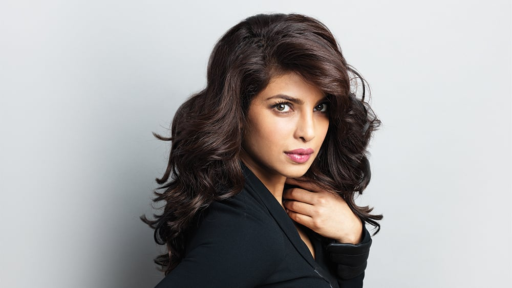 Despite International Acclaim, PC Remains Attached To Her Desi Roots