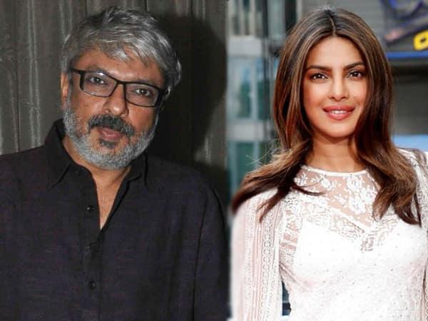 What! Priyanka Chopra Has Backed Out Of Sanjay Leela Bhansali's Gustakhiyan