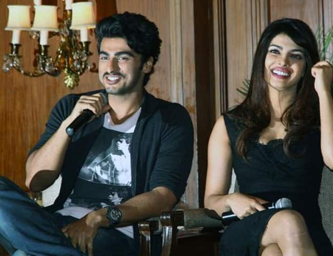 Arjun Kapoor Will Work With Priyanka Chopra But On One Condition