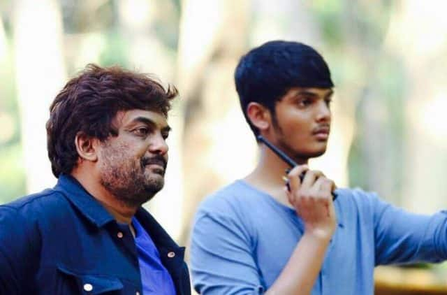 Akash Puri To Debut In His Father, Puri Jagannadh's Next!