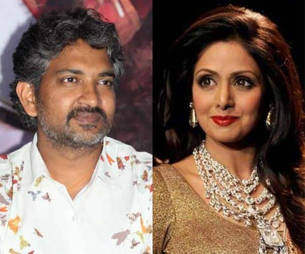 Sridevi To Be In SS Rajamouli's Next