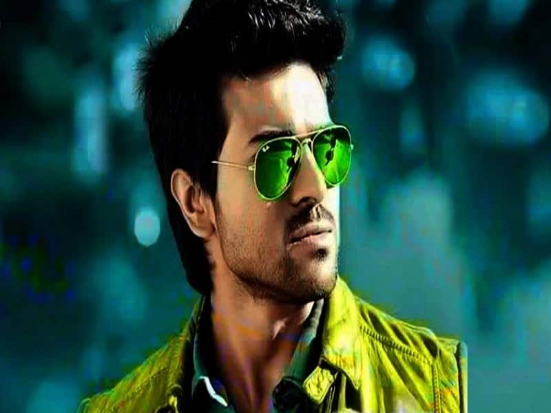 Ram Charan On A Break After Wrapping Up Rangasthalam?