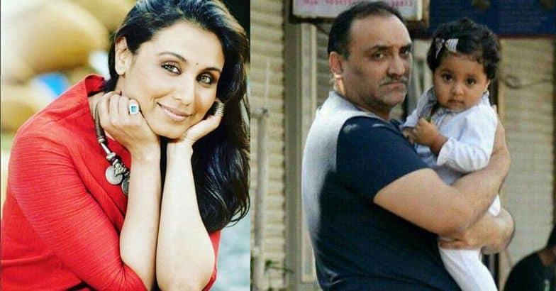 This Is The Word That Rani Mukerji's Daughter Adir... - DesiMartini Lucky Sharma Hot