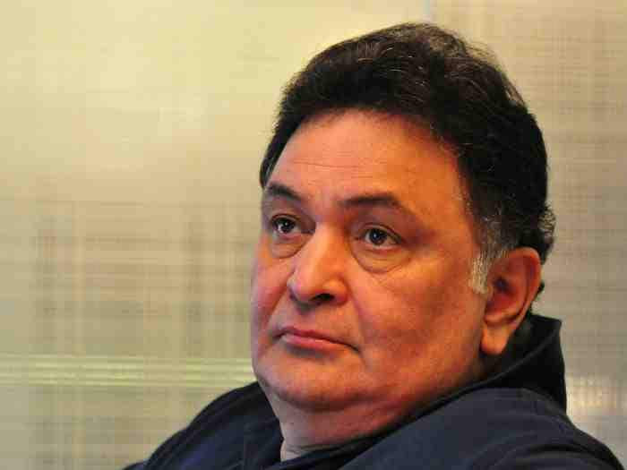 Rishi Kapoor Targets Young Bollywood Actors In Angry Outburst!