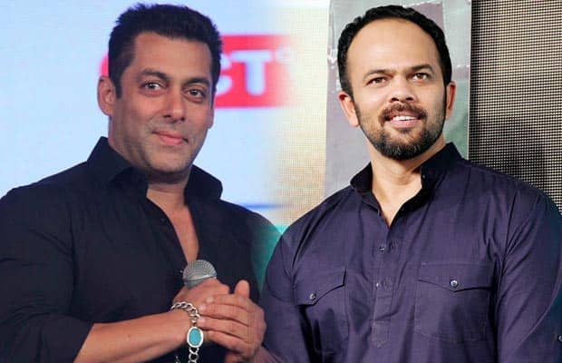 Rohit Shetty Wants To Work With Salman...But There's A Small Issue