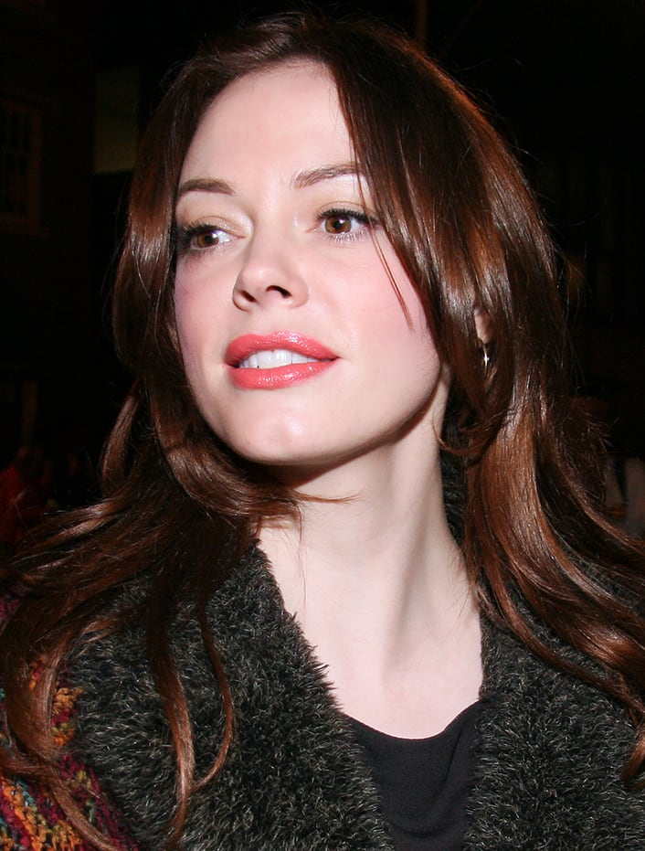 Rose McGowan Lashes Out At Harvey Weinstein