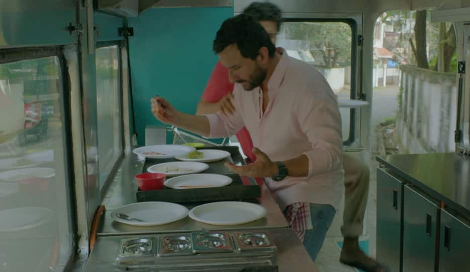 EXCLUSIVE: The Latest Promo Of Saif Ali Khan's Chef Will Make You Foodies Feel Very Hungry!