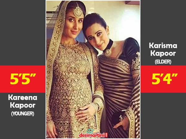 7 Younger Siblings Of Bollywood Who Are Taller Than Their Elder Siblings!