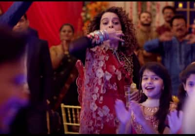 Watch: Kangana Ranaut Seems To Be Playing Herself In Simran Trailer!