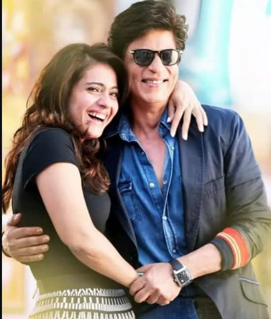 Kajol Has Some Special Words Of Praise For Shah Rukh Khan