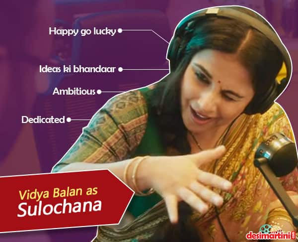 Vidya Balan's Tumhari Sulu in cinema halls today