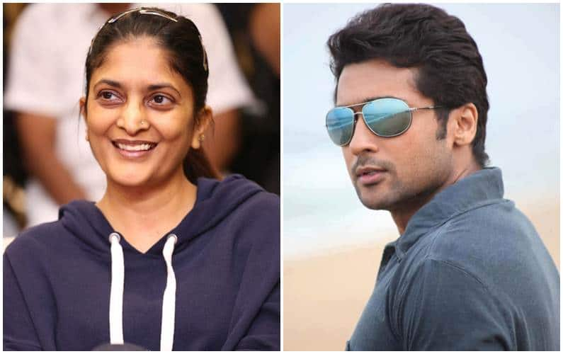 Suriya And Sudha To Collaborate For A Film