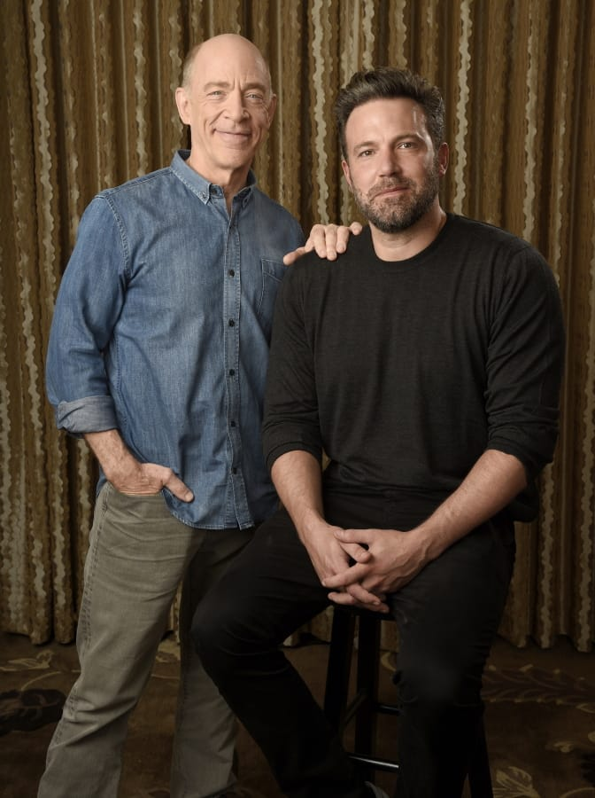 J. K. Simmons Excited To Work With Ben Affleck In DCEU