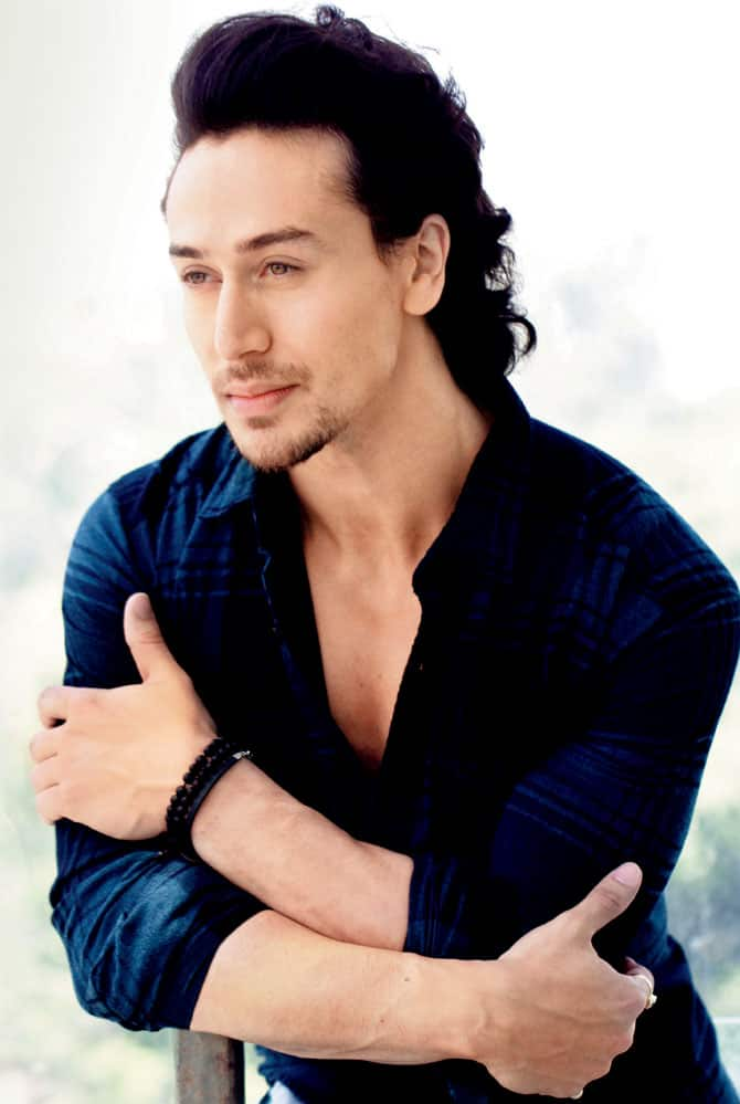Tiger Shroff Will Go Bald For Baaghi 2