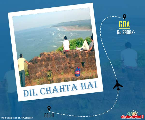 Here's How Much A One Way Trip Would Cost If You Visit These Places In Bollywood Journey Songs