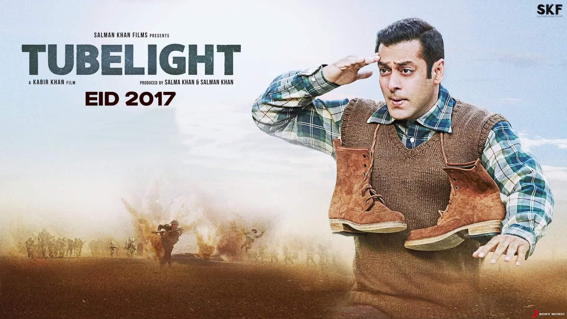 Tubelight To Have 'Short' Run Time