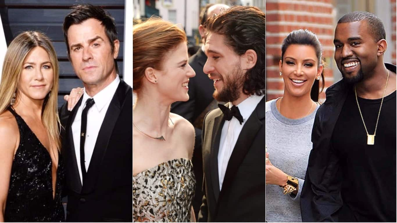 14 Hollywood Celebrities And Their Better Halves