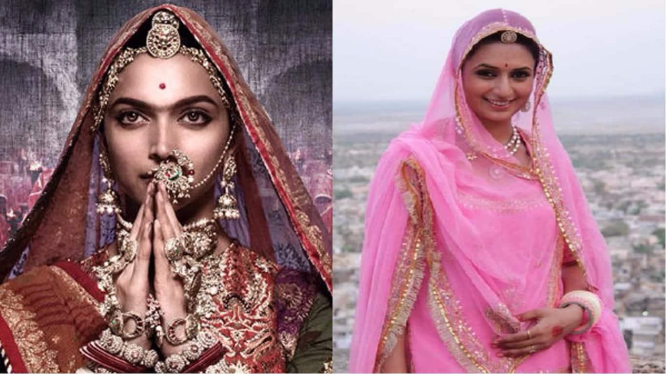 Not Deepika Padukone, TV Actress Divyanka Tripathi Was The First Actress To Play Rani Padmavati!