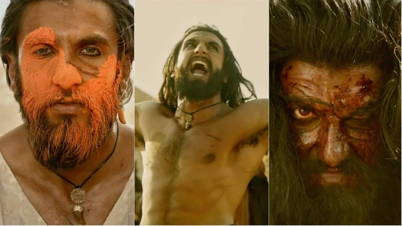 Padmavati Trailer: Not Deepika Or Shahid, This Could Be Ranveer Singh's Best Performance So Far
