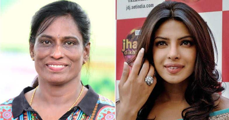 Priyanka Chopra To Play P.T Usha In Her Biopic?