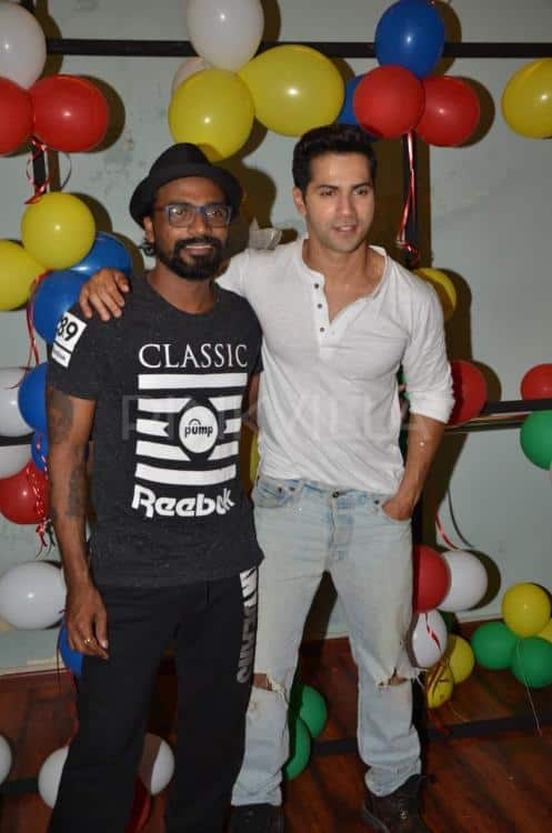 Varun Dhawan To Work With Remo D'Souza In His Next