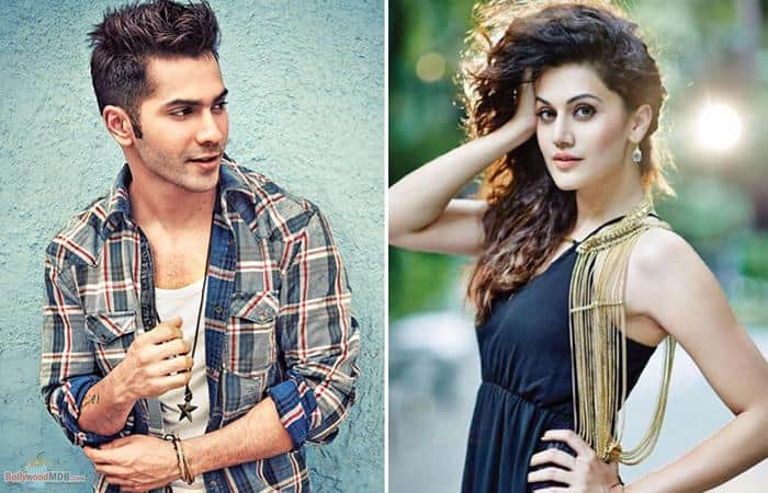 Varun Dhawan Is As Warm, Humble And Fun As People Think He Is: Taapsee Pannu