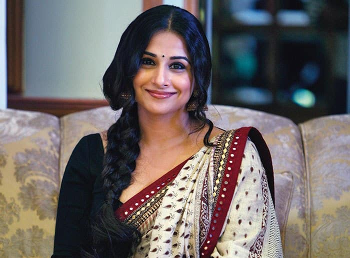Vidya's Strong Reply to a Reporter About Weight Loss Will Fill You With Pride